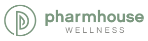 the logo for pharmhouse wellness