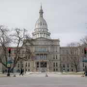 michigan state capital building
